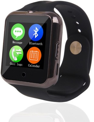 Maya Black Smartwatch