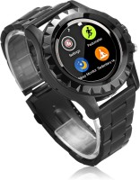 Bingo C1 Black Smart Watch With Removable Strap Support Android And IOS System Smartwatch (Black)