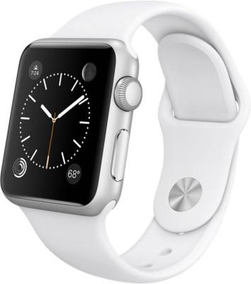 Apple MJ2T2HN/A White Smartwatch (White Strap)