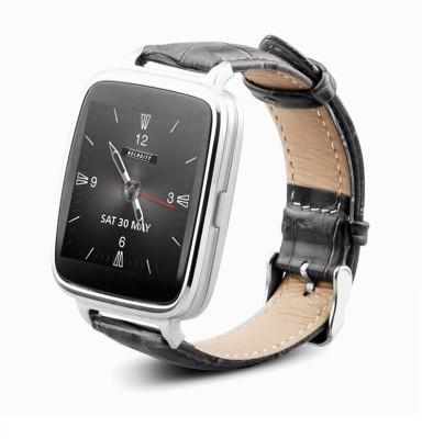 Velocity V4S Smartwatch (Black Strap)