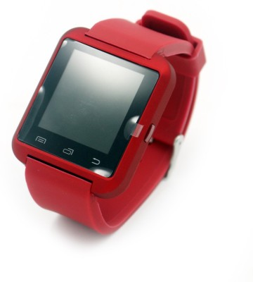 PhonoHolic U8 Smartwatch (Red Strap)