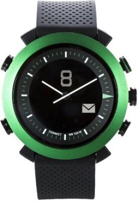 Cogito CW2.0-006-01 Green Smartwatch (Black Strap)