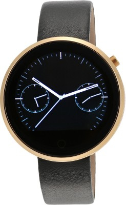 Velocity V1 Black Smartwatch (Black Strap)
