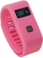 BS Spy 100 % ORIGINAL FITNESS BAND WITH PEDOMETER Smartwatch (Pink)