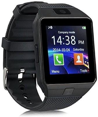 Zakk DZ 09 Smartwatch (Black Strap)