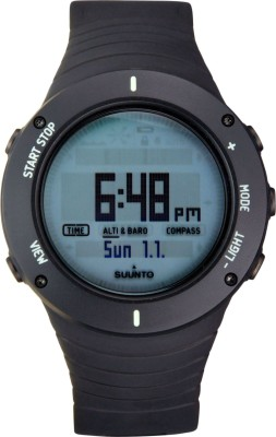 Suunto SS021371000 Core Digital Smartwatch (Strap)