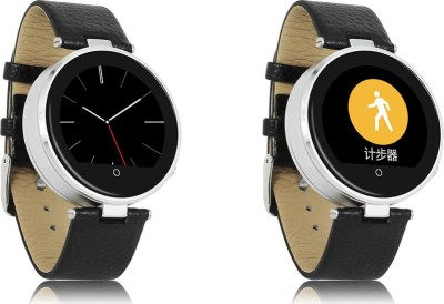 Kingshen Smart bluetooth watch Smartwatch (Black Strap)