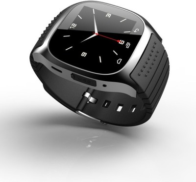Medulla GTX Bluetooth Black Smartwatch (Black Strap)