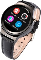 Bingo T20 Black 2016 Model Stylish Round Dial Smart Watch (Touch Screen) Bluetooth Wrist Watch Support Micro Sim Card Tf Card Compatible With Android And Ios Smartwatch (Black)
