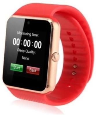 WDS GT-08 Smartwatch (Red Strap)