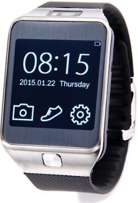 SD No. 1 X9-G2 Sim Bluetooth Smart Watch Smartwatch (Black Strap)