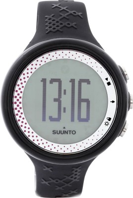 Suunto SS020233000 M5 Digital Smartwatch (Black Strap)