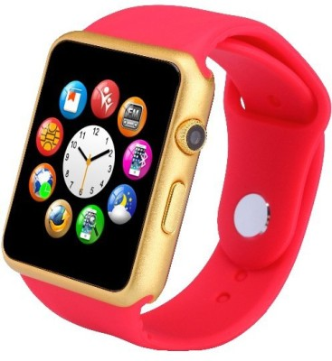 Oktata GT08 Red Smartwatch (Red Strap)
