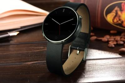 Velocity V1 Smartwatch (Black Strap)