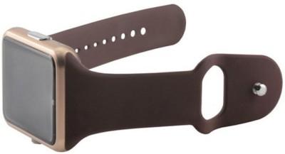 Epresent GT08 Brown Smartwatch (Brown Strap)