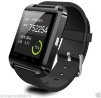 CUVVA U 8 SMART WATCH Smartwatch (Black)