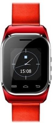 Kenxinda W1 Smartwatch (Red Strap Free Size)