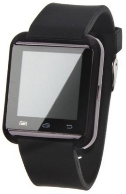 costech u8 Smartwatch (Black Strap)