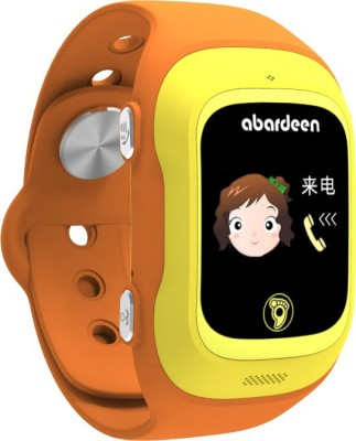 FindU FK07S Smartwatch (Orange Strap)