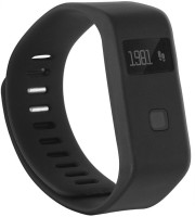BS Spy 100 % ORIGINAL FITNESS BAND WITH PEDOMETER(1 Lakh Sold) Smartwatch (Black)