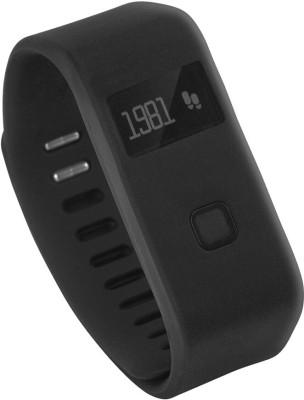 Bs Spy 100 % ORIGINAL FITNESS BAND WITH PEDOMETER(1 lakh sold) BLACK Smartwatch (Black Strap free)