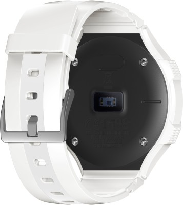 Alcatel Go Watch White & Light Grey Smartwatch (White Strap)
