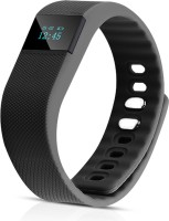 AJA Retail TW64 SmartBand Bracelet Pedometer SmartWatch For IOS Android Fitness Tracker Smartwatch (Black)