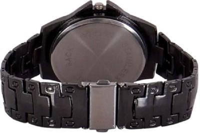 DK ROSRA BLK1 Smartwatch (Black Strap)
