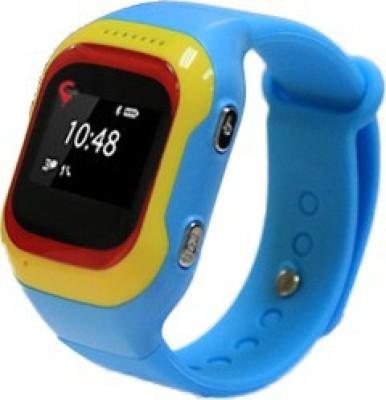 TRAK Trak Gps Watch Blue Smartwatch (Blue Strap M)