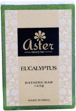 Aster Luxury Eucalyptus Handmade Soap Set of 12