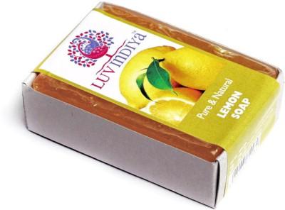 Luv Indiya Handmade Soap : Lemon