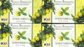 Venezia Soapworks Pure Vegetable Soap (Pack of 4)