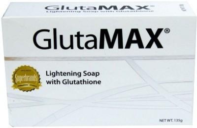 Gluta Max Skin Lightening Soap With Glutathione (135 G)