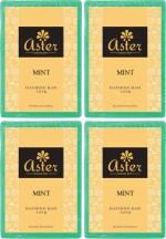 Aster Luxury Mint Bathing Bar 125g Pack of 4