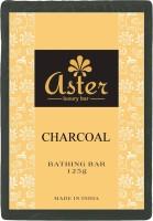 Aster Luxury Charcoal Bathing Bar 125g (125 G)