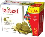 Fairbeat Soap Enriched With Olive Oil