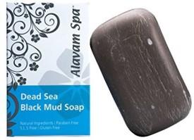 Alavam Spa Natural Dead Sea Mud Soap