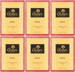 Aster Luxury Rose Premium Handmade Bathing Bar Set Of 6
