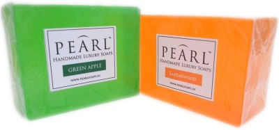 Pearl Green Apple & Sandalwood
