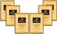 Aster Luxury Handmade Lemongrass Citrus Soap 125g - Pack Of 6 (750 G)