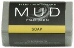Wild Ferns New Zealand Mud for Men Soap