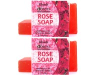 Abeers Khadi Pure Essence Winter Rose Soap (Pack Of 2) 110 Gm Each (220 G)