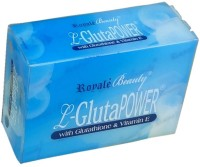 Royal Beuty L Gluta Power Soap With Glutathione And Vitamin E For Skin Whitening,3pc (135 G)