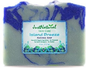 Just Natural Products Island Breeze Soap