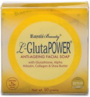 Royale Beauty L Gluta Power Anti Aging Facial Soap With Glutathione (90 G)