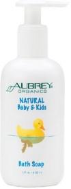 Aubrey Organics Natural Baby And Kids Bath Soap - 237 Ml