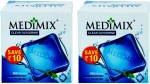 Medimix Clear Glycerine Eucalyptus oil and Mint Soap Pack Of 3
