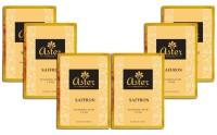 Aster Luxury Saffron Bathing Bar 125g - Pack Of 6 (750 G)