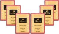 Aster Luxury Strawberry Bathing Bar 125g - Pack Of 6 (750 G)