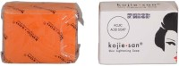 Kojie San Skin Lightening Soap For Skin Whitening And Freckles 3Pc (405 G)